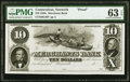 Obsoletes By State:Connecticut, Norwich, CT- Merchants Bank $10 18__ G28 PMG Choice Uncirculated 63 EPQ.. ...