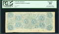 Confederate Notes:1863 Issues, Inverted Back Error T59 $10 1863 PF-19IB Cr. 442IB PCGS Very Fine 35, CC.. ...