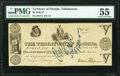 Obsoletes By State:Florida, Tallahassee, FL- Territory of Florida $5 Jan. 8, 1830 Cr. T11 Benice 9 PMG About Uncirculated 55.. ...