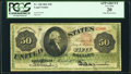 Large Size:Legal Tender Notes, Fr. 148 $50 1862 Legal Tender PCGS Apparent Very Fine 20.. ...