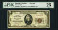 Danville, VA - $20 1929 Ty. 1 The First National Bank Ch. # 1985 PMG Very Fine 25
