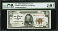 Fr. 1880-D $50 1929 Federal Reserve Bank Note. PMG Choice About Unc 58 EPQ