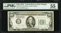 Small Size:Federal Reserve Notes, Fr. 2155-G $100 1934C Federal Reserve Note. PMG About Uncirculated 55.. ...