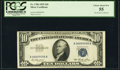 Fr. 1706 $10 1953 Silver Certificate. PCGS Choice About New 55