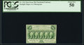 Fractional Currency:First Issue, Fr. 1313 50¢ First Issue PCGS About New 50.. ...