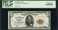 Fr. 1850-J $5 1929 Federal Reserve Bank Note. PCGS Very Choice New 64PPQ