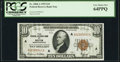 Fr. 1860-A $10 1929 Federal Reserve Bank Note. PCGS Very Choice New 64PPQ