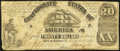 Confederate Notes:1861 Issues, T18 $20 1861 PF-25 Cr. 133 Fine-Very Fine.. ...
