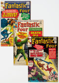Silver Age (1956-1969):Superhero, Fantastic Four Group of 8 (Marvel, 1964-65) Condition: Average VG.... (Total: 8 )