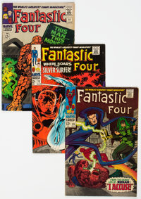 Fantastic Four Group of 20 (Marvel, 1966-74) Condition: Average VG/FN.... (Total: 20 )