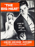 "Movie Posters:Film Noir, The Big Heat (Columbia, 1953). Very Fine+. Uncut Pressbook (16 Pages, 11.75"" X 16""). Film Noir.. ..."
