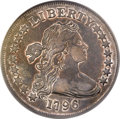 Early Dollars, 1796 $1 Large Date, Small Letters, B-5, BB-65, R.2, VF30 PCGS....