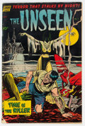 Golden Age (1938-1955):Horror, The Unseen #7 (Standard, 1952) Condition: VG....
