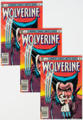 Modern Age (1980-Present):Superhero, Wolverine Limited Series #1 Group of 53 (Marvel, 1982) Condition: Average FN/VF.... (Total: 53 Comic Books)