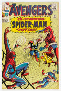 Silver Age (1956-1969):Superhero, The Avengers #11 (Marvel, 1964) Condition: FN+....