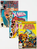Modern Age (1980-Present):Miscellaneous, Marvel Modern Age Damaged - Short Box Group (Marvel, 1980s) Condition: Average GD/VG....