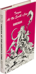 Books:First Editions, Edgar Rice Burroughs. Tarzan at the Earth's Core. New York: Canaveral Press, 1962. First Canaveral edition....
