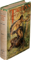 Books:First Editions, Edgar Rice Burroughs. Tarzan, Lord of the Ju...