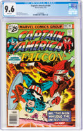 Captain America #199 (Marvel, 1976) CGC NM+ 9.6 White pages