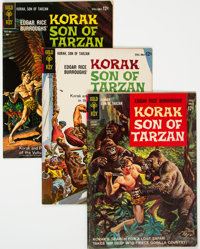 Korak, Son of Tarzan #1-59 Complete Series Group (Gold Key/DC, 1964-75) Condition: Average FN/VF.... (Total: 59 Comic Bo...