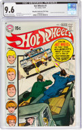 Bronze Age (1970-1979):Miscellaneous, Hot Wheels #3 Murphy Anderson File Copy (DC, 1970) CGC NM+ 9.6 Off-white to white pages....