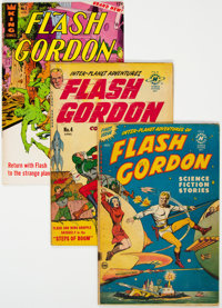 Flash Gordon Group of 14 (Various Publishers, 1950-69) Condition: Average FN.... (Total: 14 Comic Books)