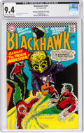 Silver Age (1956-1969):Superhero, Blackhawk #221 Murphy Anderson File Copy (DC, 1966) CGC NM 9.4 Off-white to white pages....