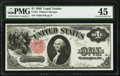 Large Size:Legal Tender Notes, Fr. 35 $1 1880 Legal Tender PMG Choice Extremely Fine 45.. ...