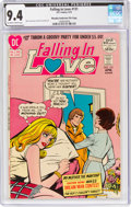 Bronze Age (1970-1979):Romance, Falling in Love #131 Murphy Anderson File Copy (DC, 1972) CGC NM 9.4 Off-white to white pages....