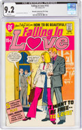 Bronze Age (1970-1979):Romance, Falling in Love #122 Murphy Anderson File Copy (DC, 1971) CGC NM- 9.2 White pages....