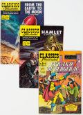 Golden Age (1938-1955):Classics Illustrated, Classics Illustrated First Editions Group of 19 (Gilberton, 1951-61) Condition: Average VG/FN.... (Total: 19 )