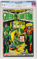 Green Lantern #88 (DC, 1972) CGC NM 9.4 Off-white to white pages