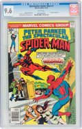 Bronze Age (1970-1979):Superhero, Spectacular Spider-Man #1 (Marvel, 1976) CGC NM+ 9.6 White pages....