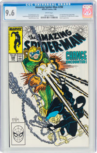 The Amazing Spider-Man #298 (Marvel, 1988) CGC NM+ 9.6 White pages