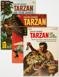 Golden Age (1938-1955):Adventure, Tarzan Group of 11 (Dell, 1954-61) Condition: Average VF.... (Total: 11 Comic Books)