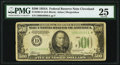 Fr. 2202-D $500 1934A Federal Reserve Note. PMG Very Fine 25