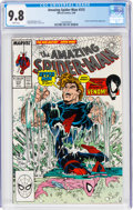 Modern Age (1980-Present):Superhero, The Amazing Spider-Man #315 (Marvel, 1989) CGC NM/MT 9.8 White pages....