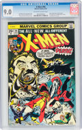Bronze Age (1970-1979):Superhero, X-Men #94 (Marvel, 1975) CGC VF/NM 9.0 Off-white to white pages....