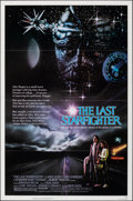 """Movie Posters:Science Fiction, The Last Starfighter (Universal, 1984). Folded, Very Fine+. One Sheet (27"""" X 41""""). Science Fiction.. ..."""