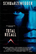 """Movie Posters:Science Fiction, Total Recall & Other Lot (Tri-Star, 1990). Folded, Overall: Fine+. One Sheets (3) (26.75"""" X 39.75"""" & 27"""" X 41"""") SS. S..."""