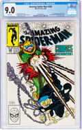 Modern Age (1980-Present):Superhero, The Amazing Spider-Man #298 (Marvel, 1988) CGC VF/NM 9.0 White pages....