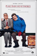 "Movie Posters:Comedy, Planes, Trains and Automobiles (Paramount, 1987). Folded, Very Fine. One Sheet (27"" X 41"") SS. Comedy.. ..."