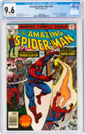 Bronze Age (1970-1979):Superhero, The Amazing Spider-Man #167 (Marvel, 1977) CGC NM+ 9.6 Off-white to white pages....