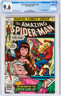 Bronze Age (1970-1979):Superhero, The Amazing Spider-Man #178 (Marvel, 1978) CGC NM+ 9.6 Off-white to white pages....