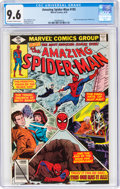 Bronze Age (1970-1979):Superhero, The Amazing Spider-Man #195 (Marvel, 1979) CGC NM+ 9.6 Off-white to white pages....