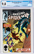 Modern Age (1980-Present):Superhero, The Amazing Spider-Man #265 (Marvel, 1985) CGC NM/MT 9.8 White pages....