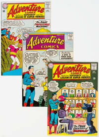Adventure Comics Group of 11 (DC, 1958-74) Condition: Average FN+.... (Total: 11 Comic Books)