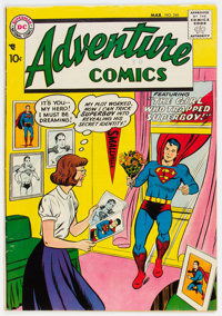 Adventure Comics #246 (DC, 1958) Condition: FN+