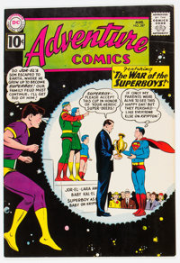 Adventure Comics #287 (DC, 1961) Condition: VF