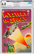 Mystery in Space #15 Murphy Anderson File Copy (DC, 1953) CGC FN 6.0 Off-white to white pages